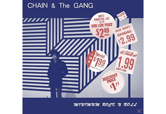 Chain Gang - Minimum Rock'n'Roll - (Vinyl)
