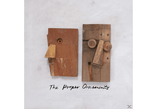 The Proper Ornaments - Wooden Head - (LP + Download)