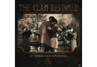The Clan Destined - In The Ending - (CD)