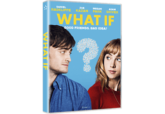 What If Romantik DVD