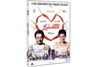 The Lunchbox Drama DVD
