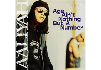 Aaliyah - Age Ain't Nothing But A Number (Vinyl LP (nagylemez))