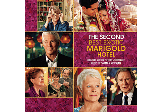 Thomas Newman - The Second Best Exotic Marigold Hotel - (CD)