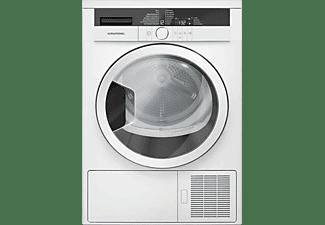 GRUNDIG GTN 38250 G, 8 kg Wärmepumpentrockner, A++, Weiß