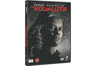 The Equalizer Action DVD
