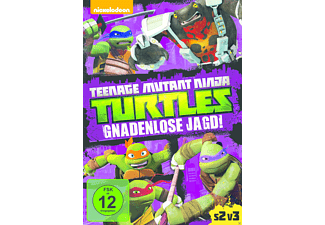 Teenage Mutant Ninja Turtles: Gnadenlose Jagd [DVD]