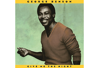 George Benson - Give Me The Night (Vinyl LP (nagylemez))