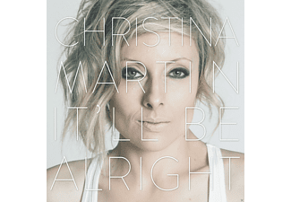 Christina Martin - It'll Be Alright [CD]