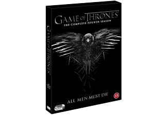 Game of Thrones S4 Äventyr DVD