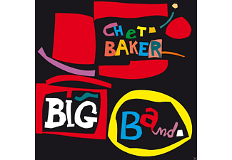 Chet Baker - Big Band+10 Bonus Tracks - (CD)