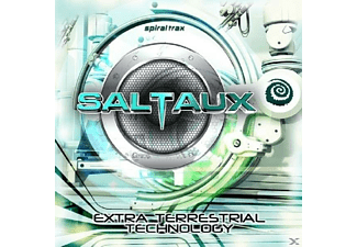 Saltaux - Extra Terrestrial Technology [CD]
