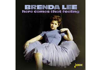 Brenda Lee - Here Comes That Feeling - (CD)