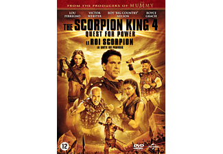 The Scorpion King 4: Quest For Power | DVD