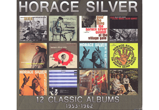 Horace Silver - 12 Classic Albums: 1953-1962 [CD]