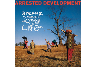 Arrested Development - 3 Years, 5 Months And 2 Days In The Life Of... (Vinyl LP (nagylemez))