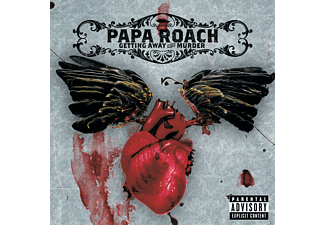Papa Roach - Getting Away With Murder - (CD EXTRA/Enhanced)