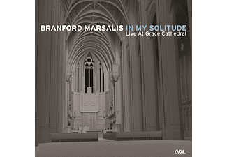 Branford Marsalis - In My Solitude - Live In Concert At Grace Cathedral (Vinyl LP (nagylemez))