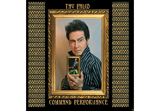 Tav Falco - Command Performance & The Panther Burns [CD]