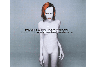 Marilyn Manson - Mechanical Animals - (CD EXTRA/Enhanced)