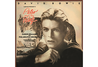 David Bowie - Peter And The Wolf (Vinyl LP (nagylemez))