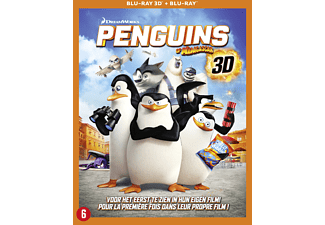Penguins Of Madagascar 3D | 3D Blu-ray