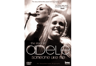 Adele - The Story Of Adele - Someone Like Me (DVD)