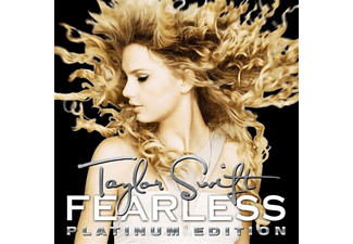 Taylor Swift - Fearless - Platinum Deluxe Edition (CD + DVD)