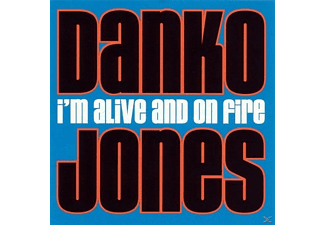 Danko Jones - I'm Alive And On Fire (Vinyl) - (Vinyl)