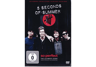 5 Seconds Of Summer - So Perfect/Unauthorized Docu. - (DVD)