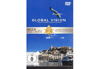 Various - Global Vision - Ibiza - Vol. 2 - (DVD)