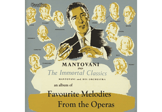 Mantovani & His Orchestra - Favourite Melodies From...Operas/ - (CD)