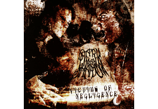 Dark Man Shadow - Victims Of Negligence [CD]