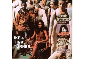 Tina Turner - The Hunter & Outta Session-Dig - (CD)