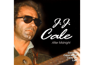 J.J. Cale After Midnight CD