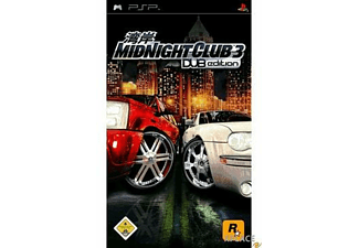 PSP Midnight Club [PSP]