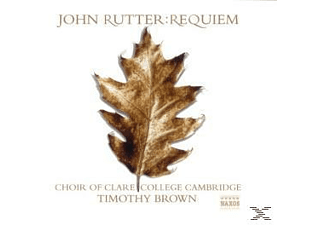 Timothy Brown, Brown/Choir Of Clare College - Requiem - (CD)