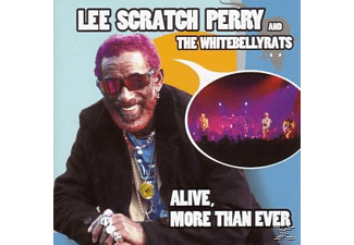 Lee Scratch Perry - Alive, More Than Ever - (CD)