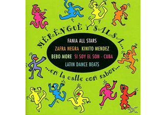 VARIOUS - Merengue Y Salsa En La Calle C - (CD)