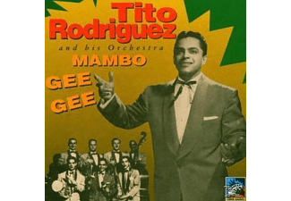 Tito Rodriguez - Mambo Gee Gee [CD]