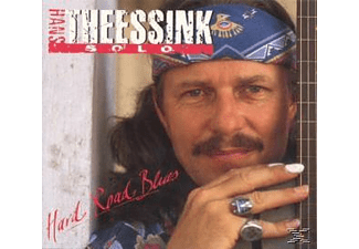 Theessink Hans - Hard Road Blues - (CD)