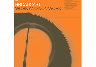Broadcast - Work & Non-Work (Lp+Mp3) - (LP + Download)