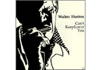 Big Walter Horton - CAN T KEEP LOVING YOU - (CD)