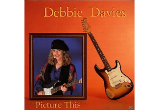 Debbie Davies - Picture This - (CD)