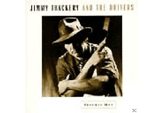 Jimmy & The Drivers Thackery - Trouble Man - (CD)