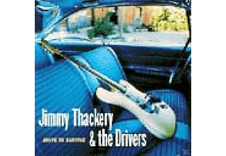 Jimmy & The Drivers Thackery - Drive To Survive - (CD)