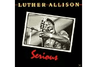 Luther Allison - Serious - (CD)