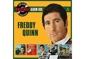 Freddy Quinn - Originale Album-Box - (CD)