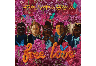 Fantasma - Free Love - (CD)