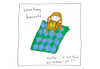Courtney Barnett - Sometimes I Sit And Think, And Sometimes...(Digi) [CD]