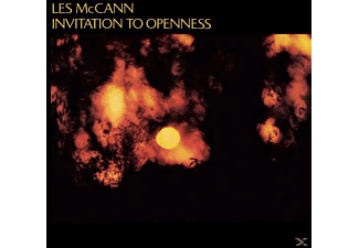 Les Mccann - Invitation To Openness - (CD)